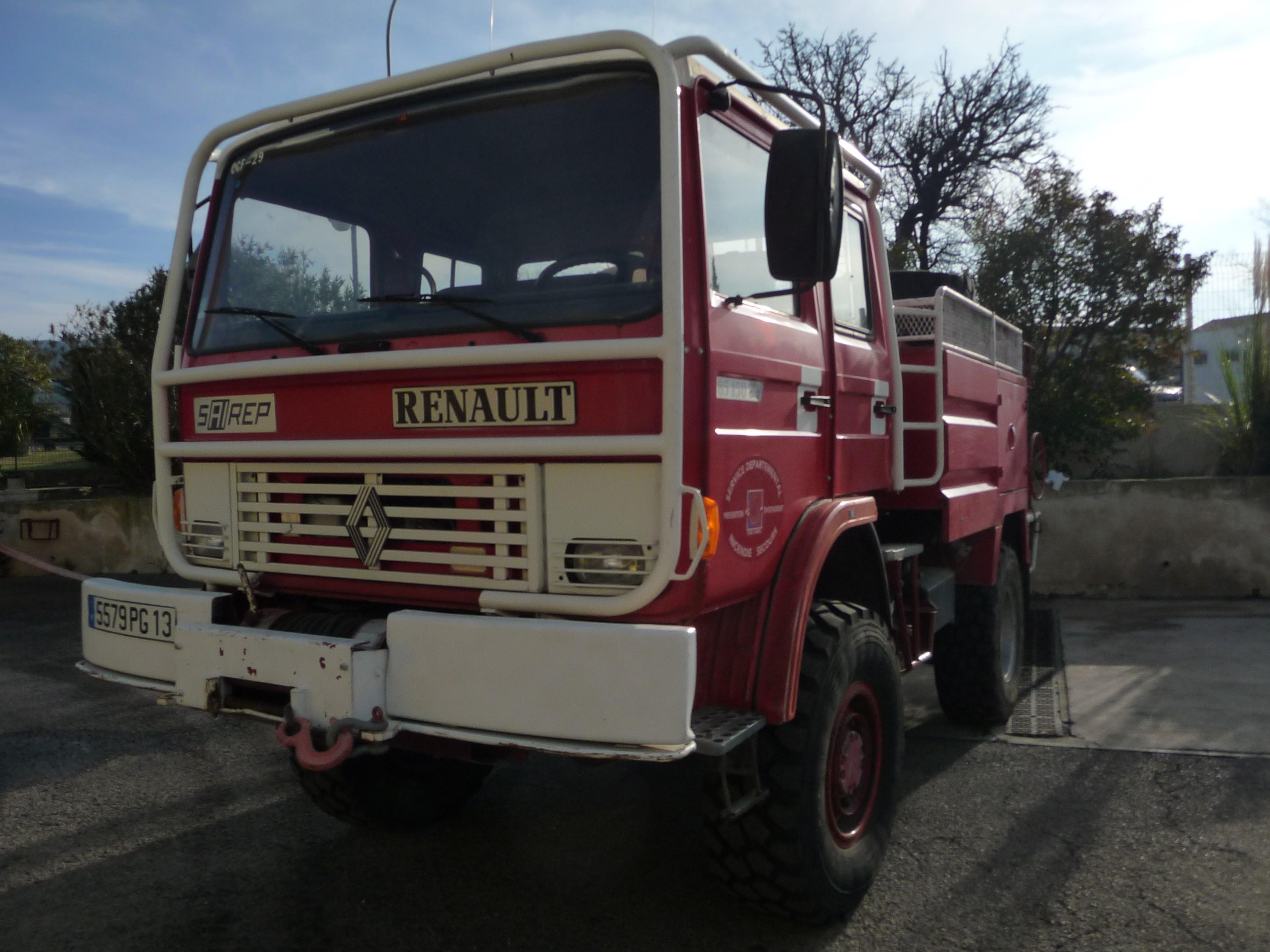 Camion pompier 1